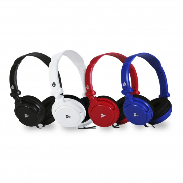 PRO4 10 Stereo Gaming Headset Group Shot