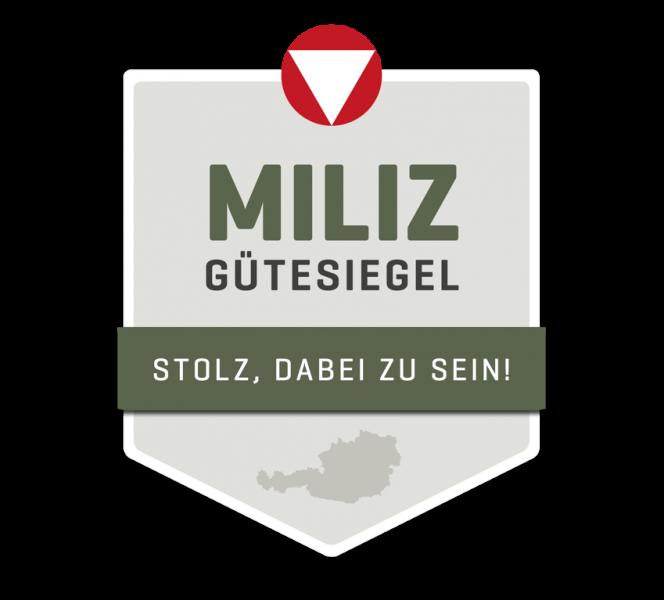 miliz_guetesiegel